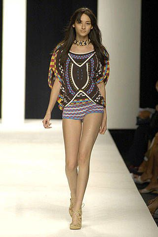 Trend Les Copians Spring 2007 Ready-to-wear Collections 0003
