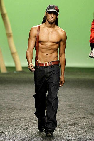 Evisu Spring 2007 Ready-to-wear Collections 0002