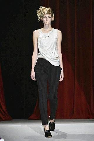 Kei Kagami Spring 2007 Ready&#45&#x3B;to&#45&#x3B;wear Collections 0002