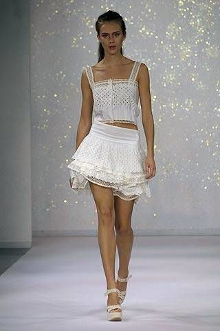 Luisa Beccaria Spring 2007 Ready-to-wear Collections 0003