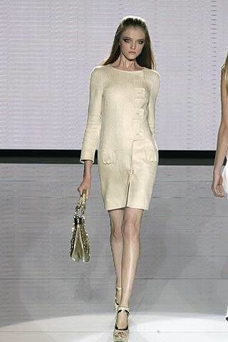 Gianni Versace Spring 2007 Ready-to-wear Collections 0002