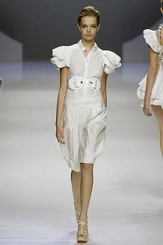 Byblos Spring 2007 Ready-to-wear Collections 0002