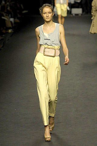 Frankie Morello Spring 2007 Ready-to-wear Collections 0003