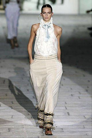 Roberto Cavalli Spring 2007 Ready-to-wear Collections 0002
