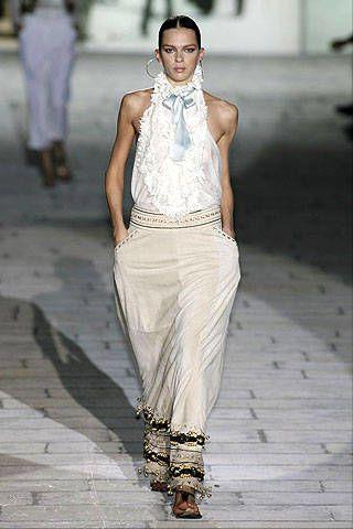 Roberto Cavalli Spring 2007 Ready&#45&#x3B;to&#45&#x3B;wear Collections 0002