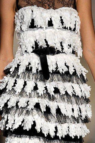 Anna Molinari Spring 2007 Ready-to-wear Detail 0003