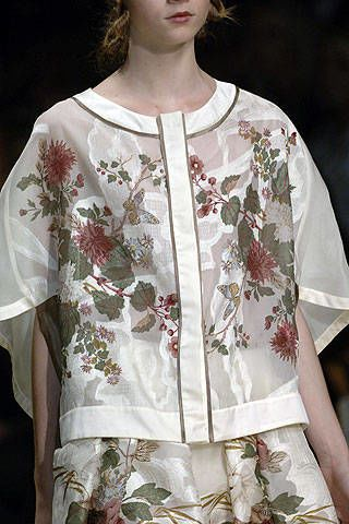Antonio Marras Spring 2007 Ready&#45&#x3B;to&#45&#x3B;wear Detail 0002