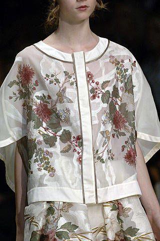 Antonio Marras Spring 2007 Ready-to-wear Detail 0002