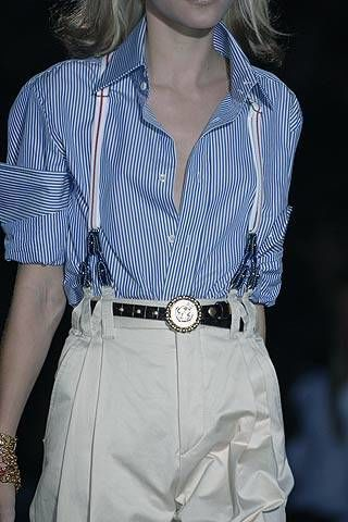 DSquared2 Spring 2007 Ready-to-wear Detail 0002