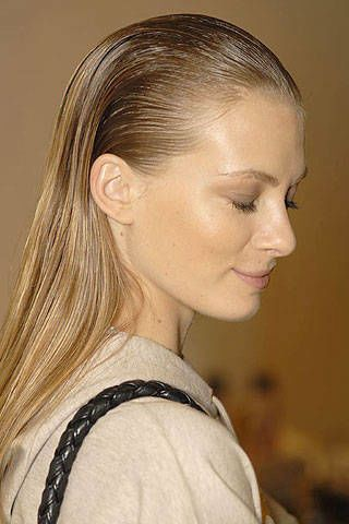 Emilio Pucci Spring 2007 Ready-to-wear Backstage 0002