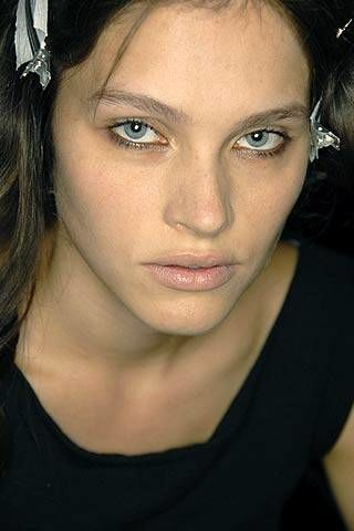 Just Cavalli Spring 2007 Ready-to-wear Backstage 0003