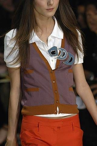 Sportmax Spring 2007 Ready-to-wear Detail 0002