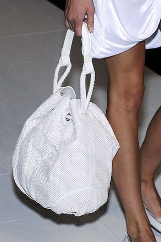 Trussardi Spring 2007 Ready-to-wear Detail 0003