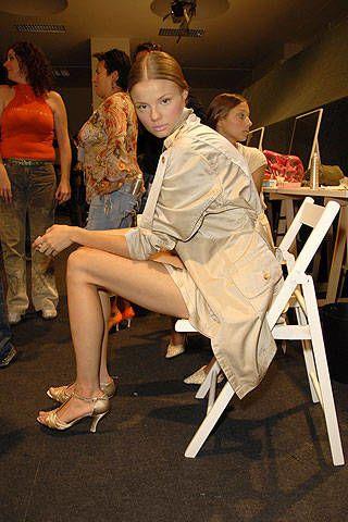 Valentin Yudashkin Spring 2007 Ready&#45&#x3B;to&#45&#x3B;wear Backstage 0003