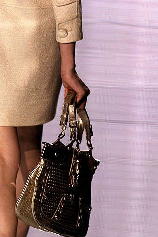 Gianni Versace Spring 2007 Ready-to-wear Detail 0002