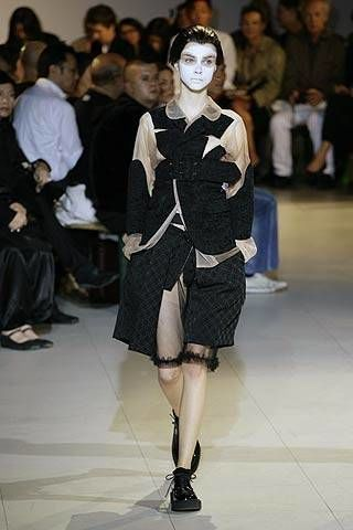 Comme Des Garcons Spring 2007 Ready-to-wear Collections 0003