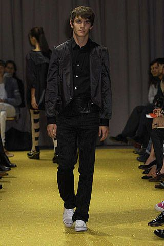 Gaspard Yurkievich Spring 2007 Ready-to-wear Collections 0003
