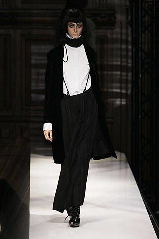 Yohji Yamamoto Spring 2007 Ready-to-wear Collections 0003