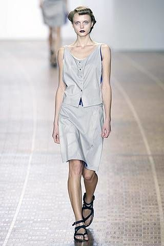 Issey Miyake by Naoki Takizawa Spring 2007 Ready-to-wear Collections 0002