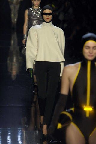 Gaultier Retro Spring 2007 Ready-to-wear Collections 0003
