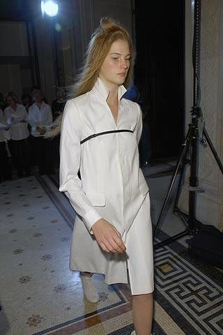A.F. Vandevorst Spring 2007 Ready&#45&#x3B;to&#45&#x3B;wear Backstage 0003