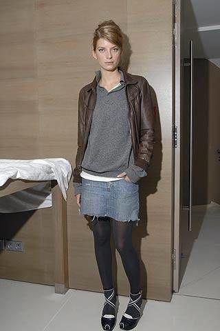 Atsuro Tayama Spring 2007 Ready-to-wear Backstage 0002