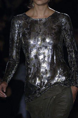 Balmain Spring 2007 Ready-to-wear Detail 0002