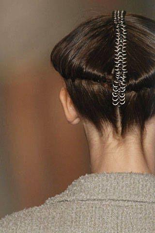 Christian Dior Spring 2007 Ready&#45&#x3B;to&#45&#x3B;wear Detail 0002