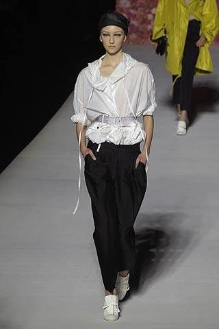Dries Van Noten Spring 2007 Ready-to-wear Collections 0003