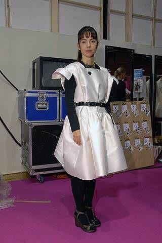 Kayek Spring 2007 Ready-to-wear Backstage 0003