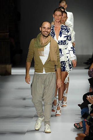 Loewe Spring 2007 Ready-to-wear Collections - 001