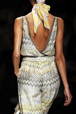 Missoni Spring 2007 Ready-to-wear Detail 0002