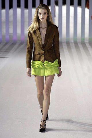 Sophia Kokosalaki Spring 2007 Ready-to-wear Collections 0002