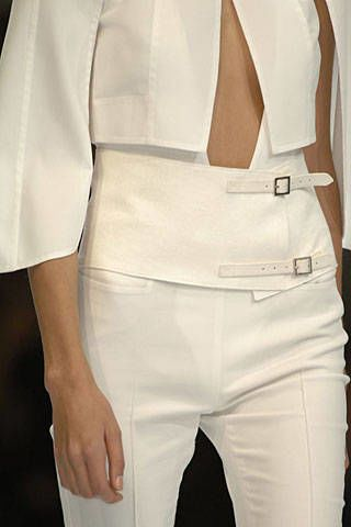 Akris Spring 2007 Ready-to-wear Detail 0002