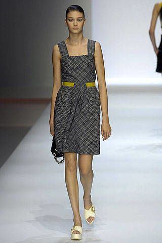 Cacharel Spring 2007 Ready-to-wear Collections 0003