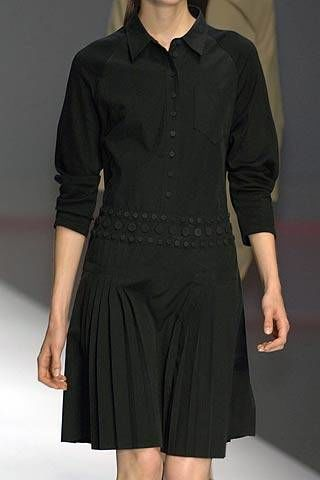 Cacharel Spring 2007 Ready-to-wear Detail 0003