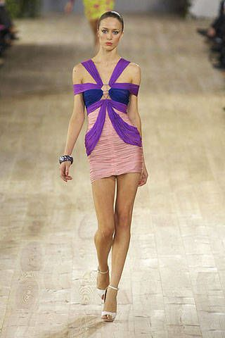 Emanuel Ungaro Spring 2007 Ready-to-wear Collections 0002