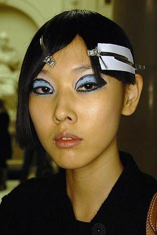 Karl Lagerfeld Spring 2007 Ready-to-wear Backstage 0002