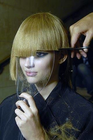 Karl Lagerfeld Spring 2007 Ready-to-wear Backstage 0003