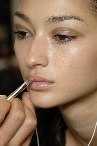 Loewe Spring 2007 Ready-to-wear Backstage 0002