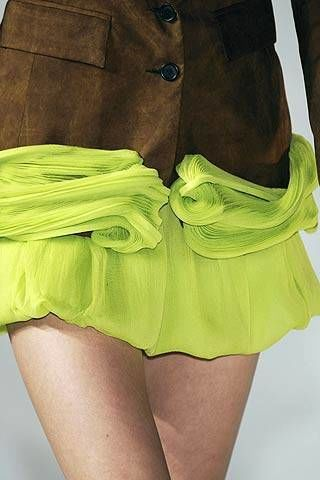 Sophia Kokosalaki Spring 2007 Ready-to-wear Detail 0002