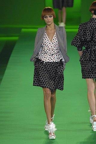 Christian Lacroix Spring 2007 Ready-to-wear Collections 0002
