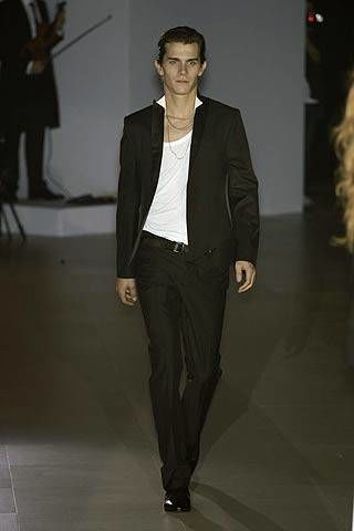 Gilles Rosier Spring 2007 Ready-to-wear Collections 0002