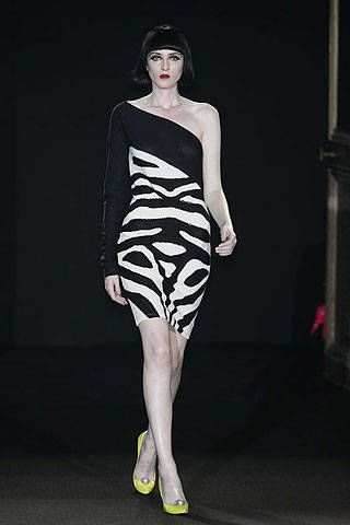 Junko Shimada Spring 2007 Ready-to-wear Collections 0003
