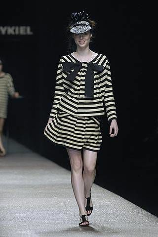 Sonia Rykiel Spring 2007 Ready-to-wear Collections 0002