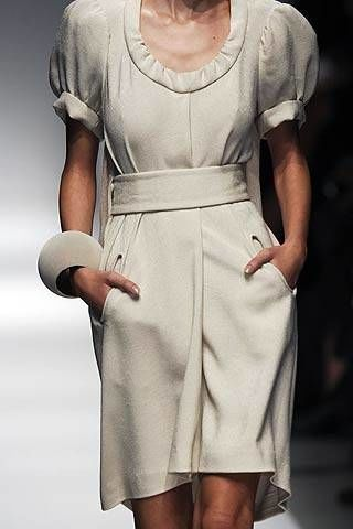 Veronique Leroy Spring 2007 Ready-to-wear Detail 0002