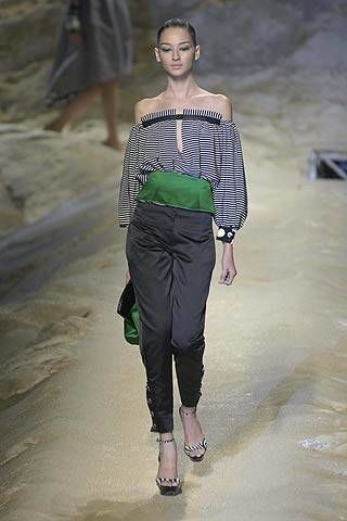 Kenzo Spring 2007 Ready-to-wear Collections 0003
