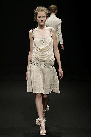 Yoichi Nagasawa Spring 2007 Ready-to-wear Collections 0002