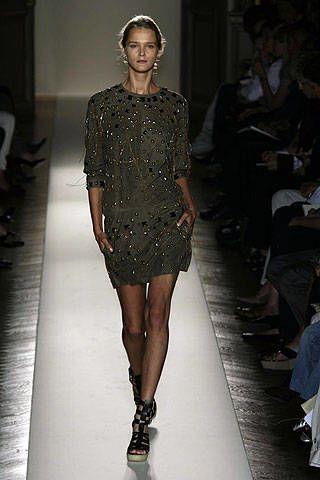 Balmain Spring 2007 Ready-to-wear Collections 0003