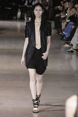 Haider Ackermann Spring 2007 Ready-to-wear Collections 0002